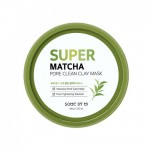 Some By Mi Super Matcha Pore Clean Clay Mask 100 g