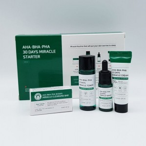 Some By Mi AHA BHA PHA 30 Days Miracle Starter Kit Zestaw