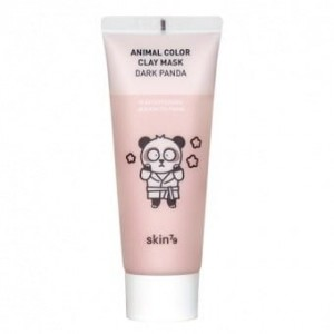Skin79 Rozjaśniająca maseczka w kremie Animal Color Clay Mask Dark Panda 70ml