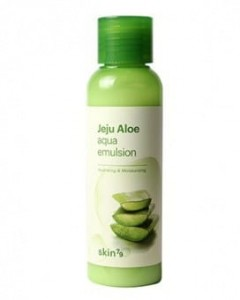 Skin79 Jeju Aloe Aqua Emulsion Emulsja do twarzy Aloes 150ml