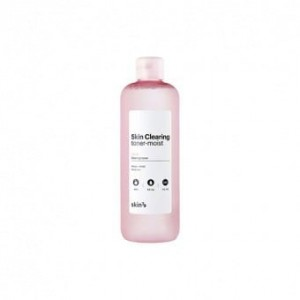 Skin79 Tonik do twarzy Skin Clearing Toner Moist 500ml