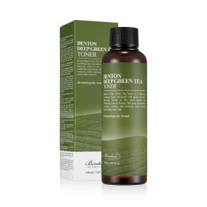 Benton Deep Green Tea Toner Tonik Do Twarzy 150 ml