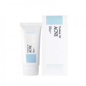Pyunkang Yul Acne Cream Żelowy Krem Do Twarzy 50 ml
