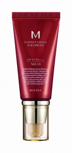 Missha M Perfect Cover BB Cream SPF42/PA+++ (No.13/Bright Beige) Krem BB 50ml