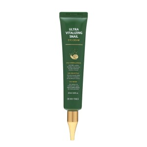 Dewytree Ultra Vitalizing Snail Eye Cream Krem Pod Oczy 40 ml