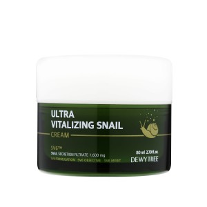 Dewytree Ultra Vitalizing Snail Cream Krem Ślimak 80ml