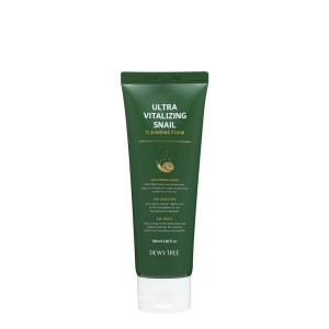 Dewytree Ultra Vitalizing Snail Cleansing Foam Pianka Ślimak 100 ml